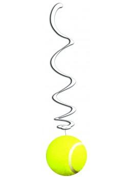6 Suspensions balles de tennis