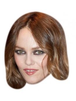 Masque carton Vanessa Paradis