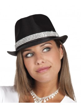 chapeau borsalino glamour