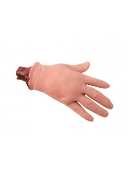 Déco main en latex