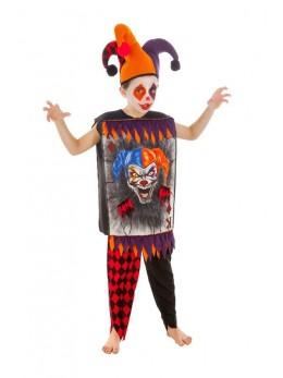 Déguisement Joker halloween enfant