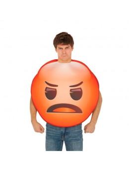 Déguisement  emoji colère