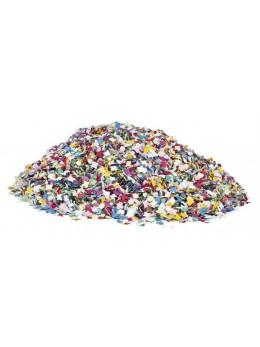 Confetti luxe 500g multicolores