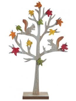 Déco arbre aux écureuils