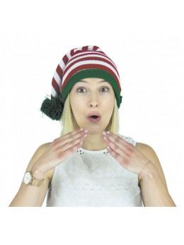 Bonnet de nain vert