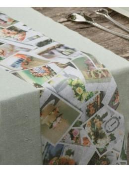 Chemin de table mariage wedding clic