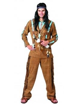 déguisement indien homme