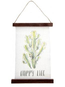 Fanion cactus naturel
