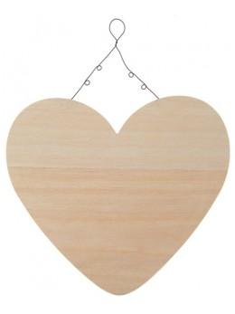 Suspension coeur naturel