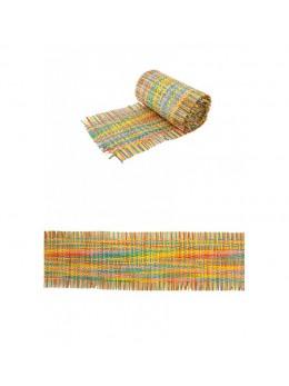 Ruban de table natte multicolore 12cm