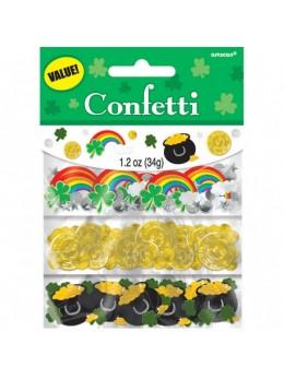 Sachet confetti Saint Patrick 34g