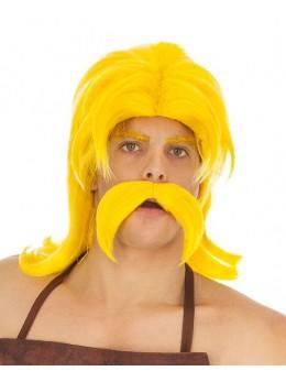 Set perruque et moustache Cetautomatix