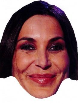 Masque carton Zazie
