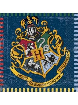 16 Serviettes papier Harry Potter™