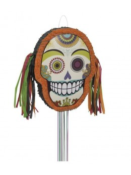 """Pinata mexicaine """"dia de los muertos"""""""