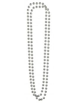 Set 2 Colliers de perles noires