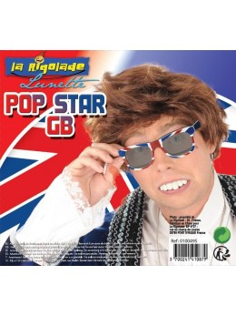 Lunettes pop star UK