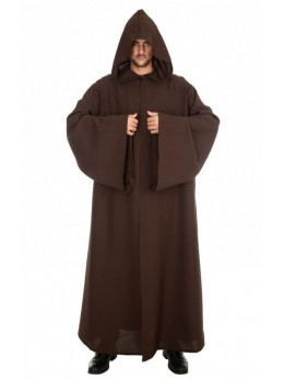 cape jedi adulte marron