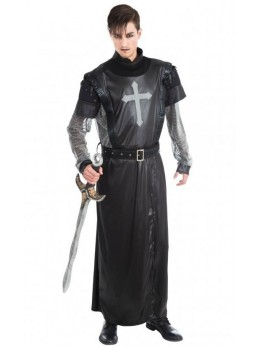 déguisement chevalier noir adulte