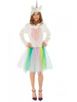 déguisement robe licorne adulte