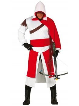 déguisement chevalier assassin