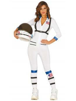 déguisement femme astronaute