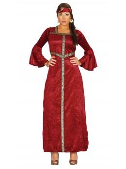 déguisement femme médiévale