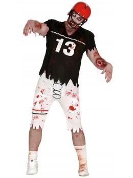 déguisement quaterback zombie