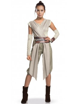 Déguisement luxe Rey Star Wars VII™ femme