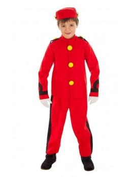 déguisement spirou enfant