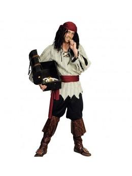 Déguisement pirate boucanier