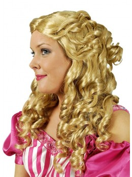Perruque scarlett blonde