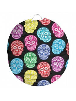 Lampion ballon Day of the dead