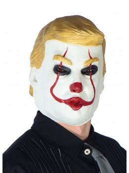 Masque Donald méchant clown