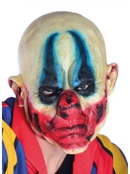 Masque latex adulte clown horreur