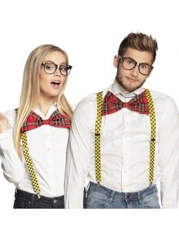 Set de déguisement geek