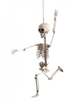 Déco squelette articulé 70cm