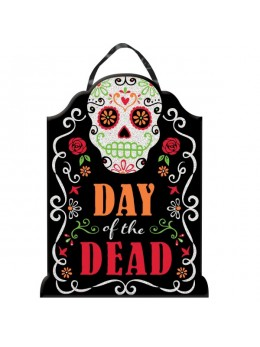 Déco mexicaine squelette Day of the dead