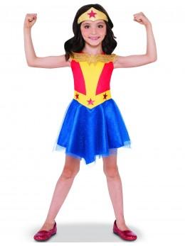 Déguisement Wonder Woman DC Super Hero Girls™ fille
