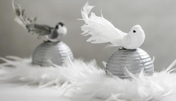 Papillons Oiseaux et déco de mariage