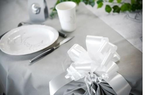 Noeuds et accessoires déco de mariage