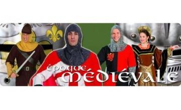Soirée à thème Moyen Age – Fête médiévale   Fête en folie