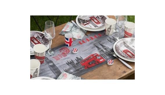 Objets de Déco Royaume Uni & Londres : Sélection Déco de Table British