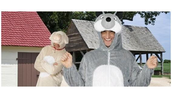 Déguisements animaux enfant pour carnaval