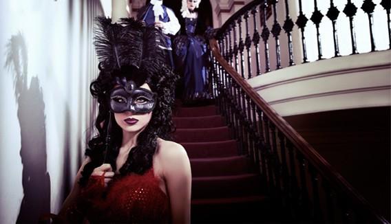 Masques de carnaval | Fête en folie