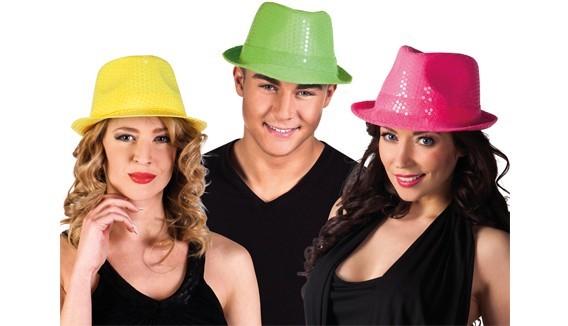 Chapeaux soirée déguisée : Sélection de Sombrero, Béret etc | Fête en Folie
