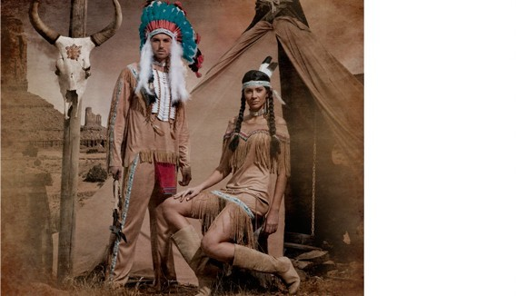 Chapeaux indiens