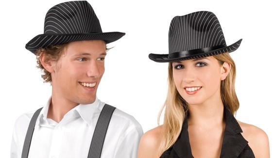 Borsalino pas cher : Sélection de chapeaux déguisement - Fête en Folie